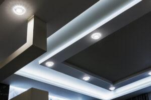 Réduire les charges mensuelles en utilisant le LED comme source d'éclairage