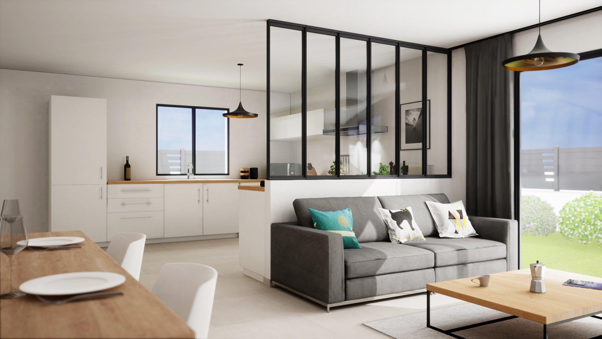 La rénovation d'un appartement à Bordeaux