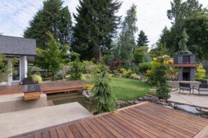 Pose d'une terrasse en bois : quels sont ses avantages?